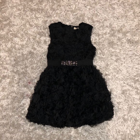 Childrens Place Dresses Childrens Place Rose Black Dress Child